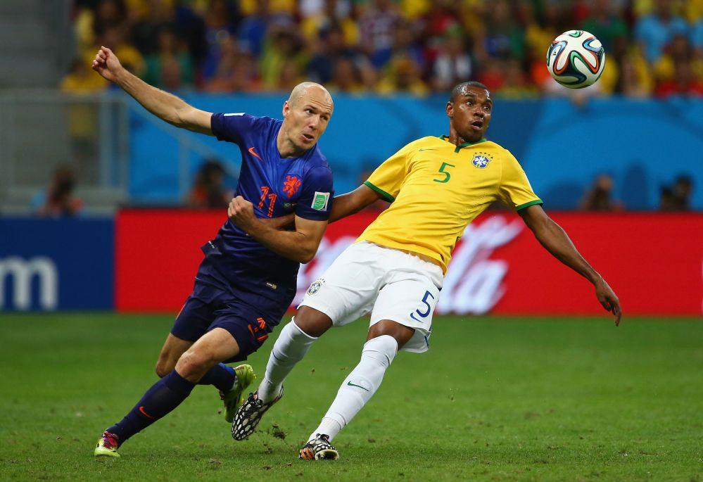 Brasilien sprachlos: WM Platz 3 mit 0 : 3 gegen die Niederlande verloren