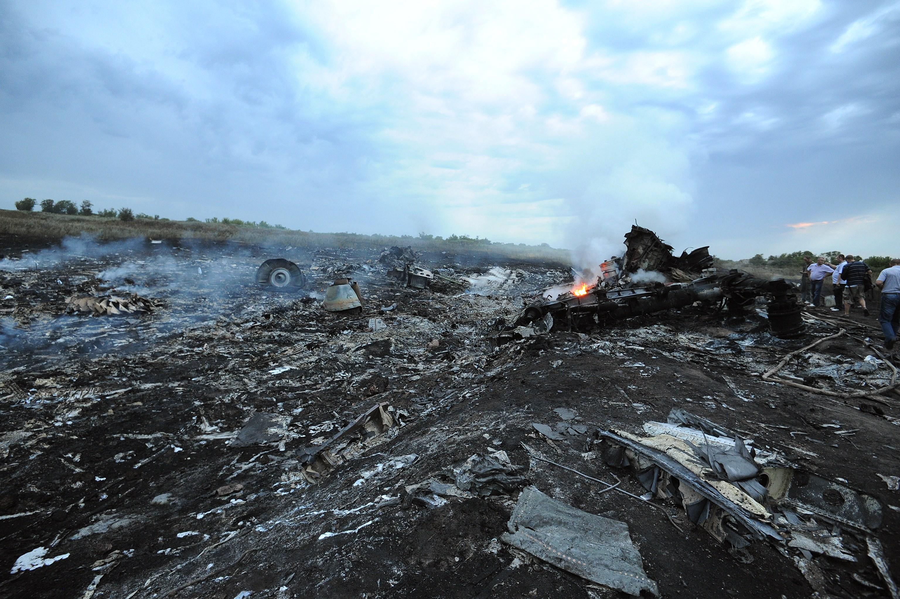Malaysia Airlines MH 17 Ukraine: Amran Bin Wan Hussin und Eugene Choo Jin Leong waren die Piloten