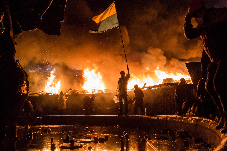 Ukraine Krise: Ukrainische Regierung tritt zurück