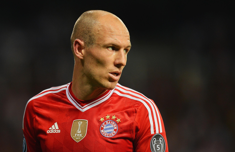 """Arjen Robben: """"Argentinien hat den Sieg nicht verdient"""""""