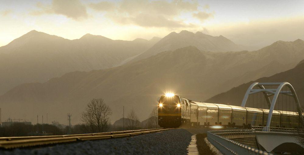 China erwägt eine Eisenbahn-Linie durch umstrittenes indisch-pakistanisches Territorium
