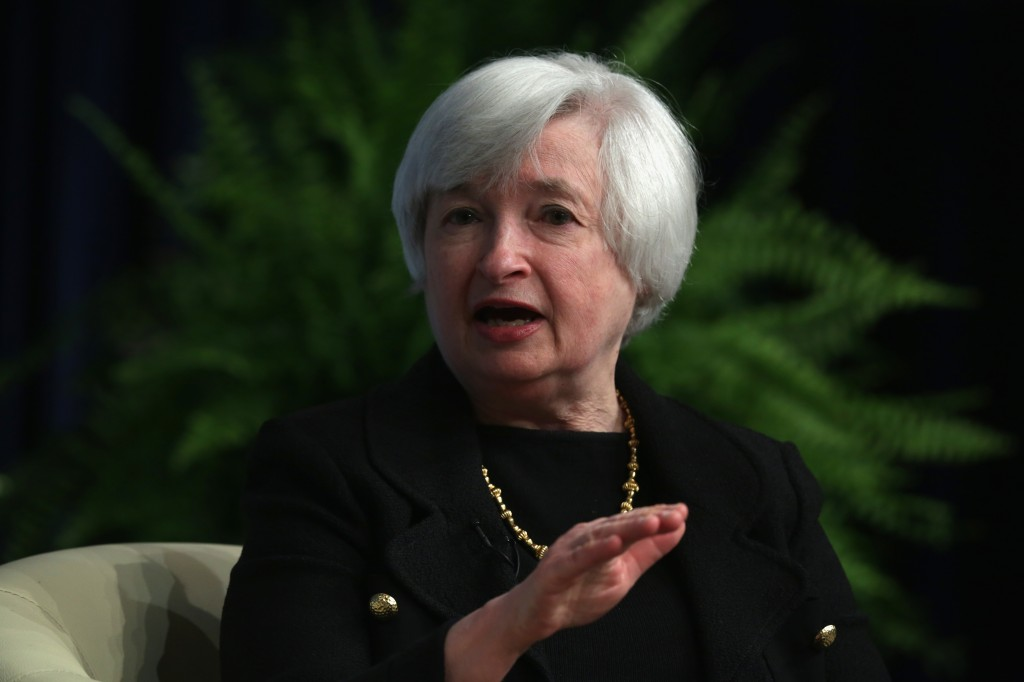 Fed-Chefin Janet Yellen unzensiert – Fehler der US-Notenbank geleugnet und blind für die Zukunft
