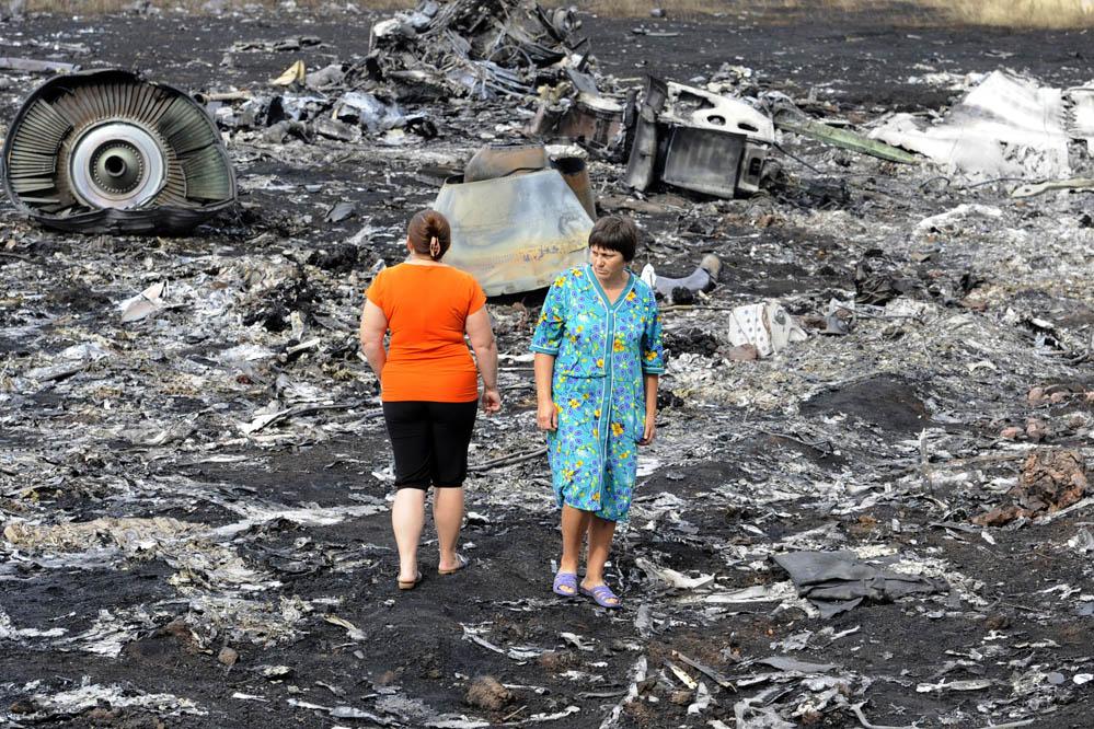 Malaysia Airlines Abschuss: Medienkrieg von Russland und Ukraine auch auf Wikipedia