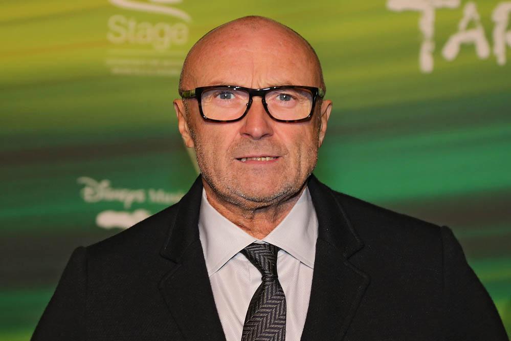 Phil Collins Sohn festgenommen: Ist Simon Collins ein Drogendealer?
