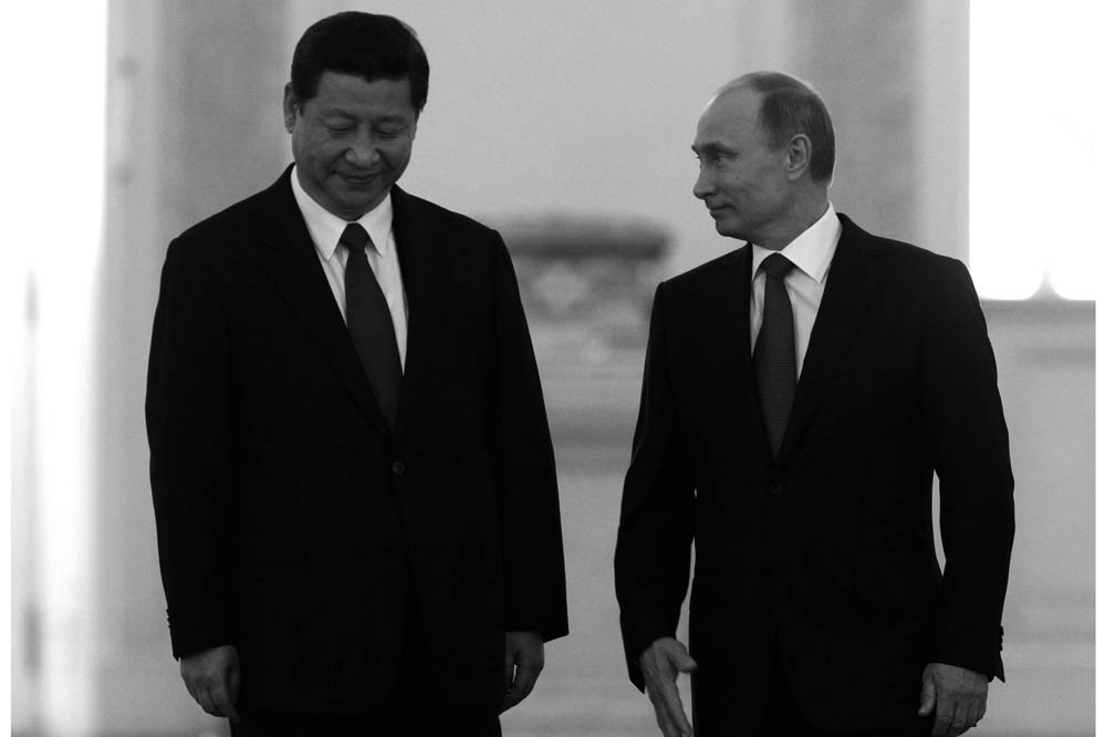 Darum profitiert China von Ukraine-Krise und Sanktionen gegen Russland