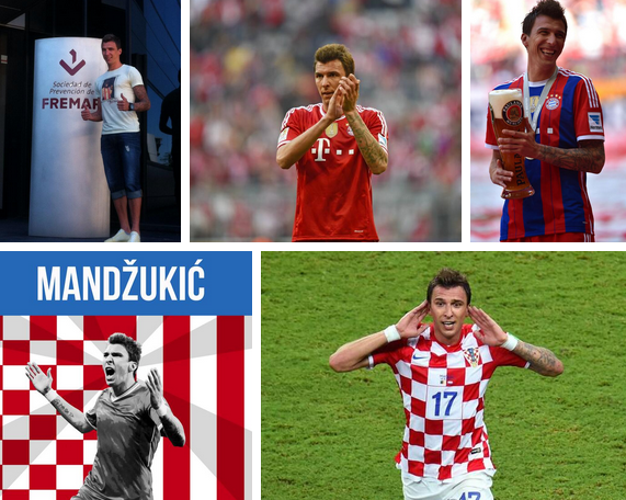 Atletico Madrid: Mandzukic-Transfer Perfekt! (Mit Video von seinen WM-Toren)
