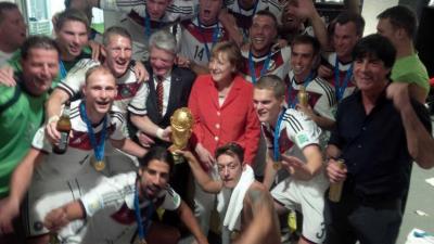 Merkel und Gauck beim WM-Finale: Die teuren Reisen der Politiker