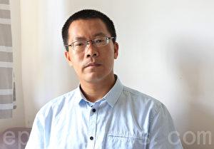 """Rechtsanwalt Teng Biao: """"Die KP Chinas hat die größte Angst vor den drei Zeichen von Falun Gong, die für Wahrhaftigkeit, Barmherzigkeit und Toleranz stehen, und dass die Menschen überhaupt darüber sprechen."""""""