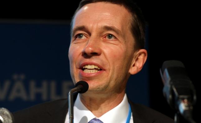 AfD-Chef Lucke begrüßt Verfassungsklage gegen Bankenunion
