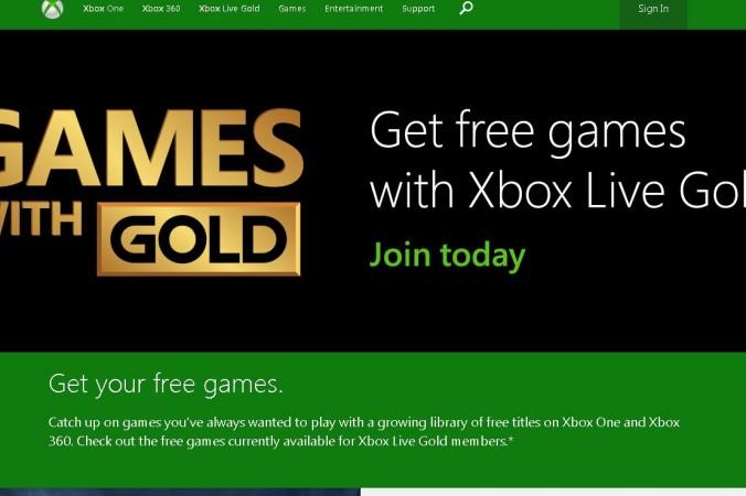 Xbox-Games with Gold: Xbox Live-Nutzer haben heute noch Zeit für Downloads von Juli