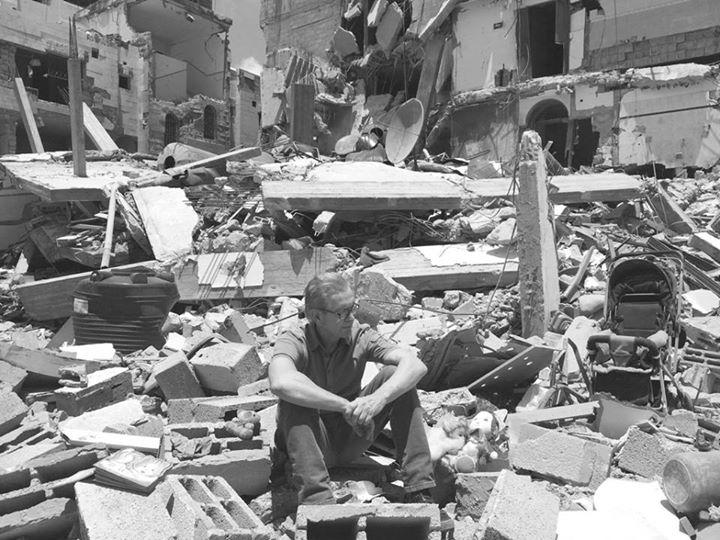 """""""Fassungslos in Gaza"""": Jürgen Todenhöfer -Reportage zu Israels Bombardement"""