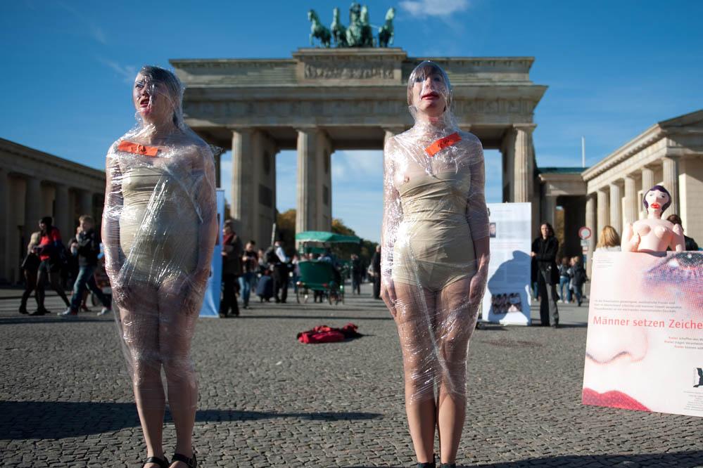 Grüne: Prostituierte sollen Ärzten und Anwälten gleichgestellt werden