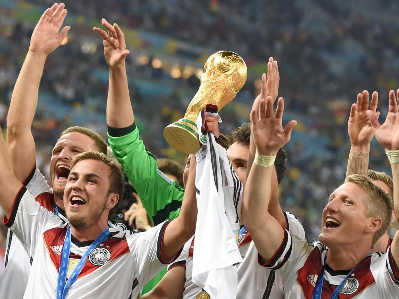 Deutschland ist Fußball-Weltmeister