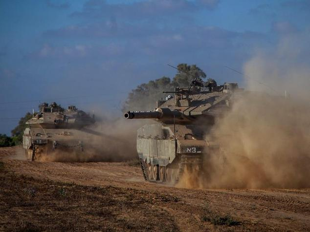 Einmarsch im Gaza: 20 Palästinenser und ein israelischer Soldat bei Israels Bodenoffensive getötet