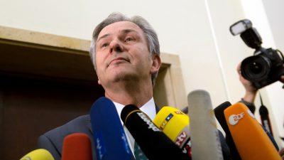 """Wowereit: Berlins Verwaltung """"schlechter aufgestellt als jede Kreissparkasse"""""""