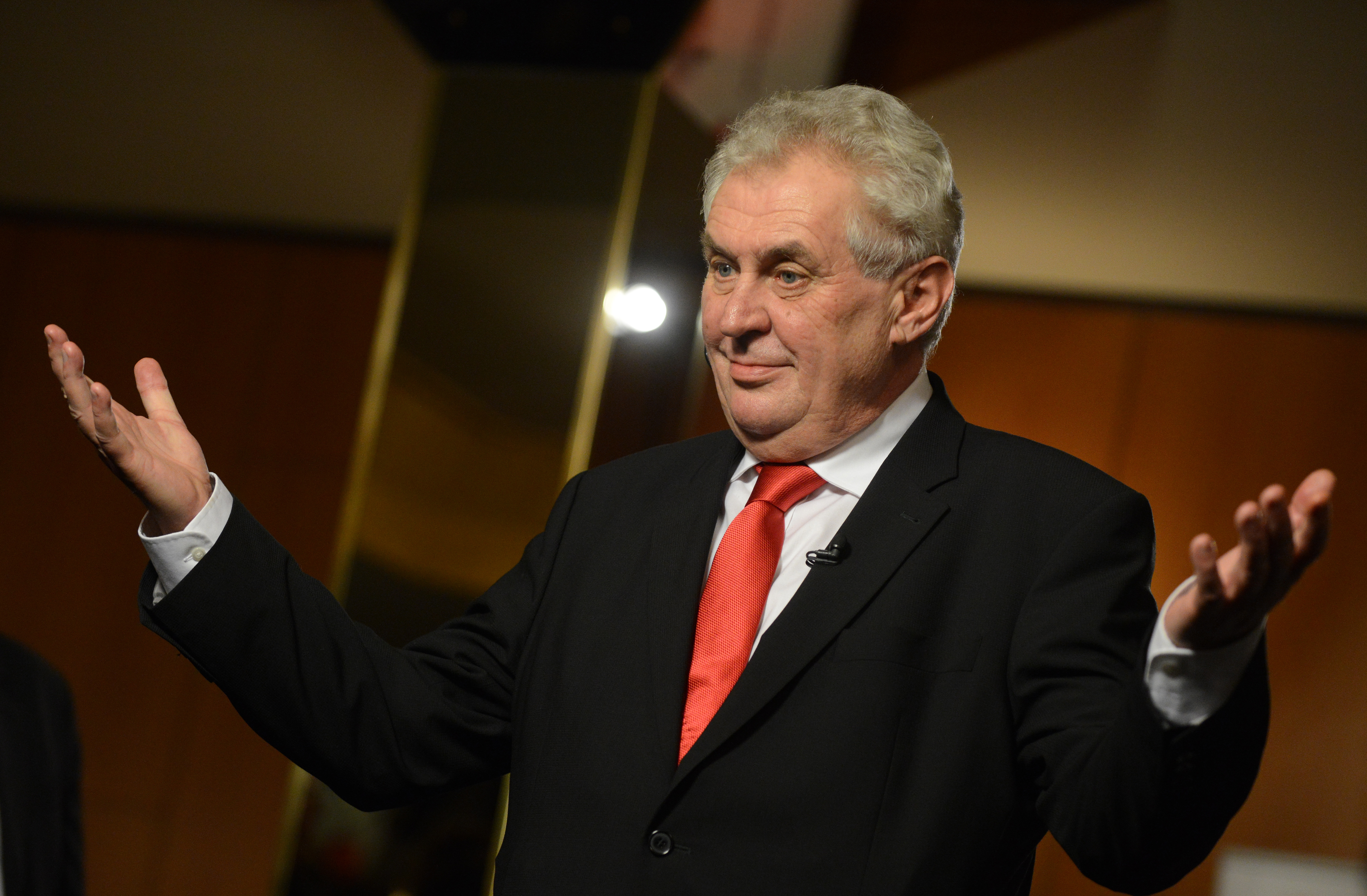 Tschechien: Präsident Zeman nennt Staatssekretäre Taugenichtse