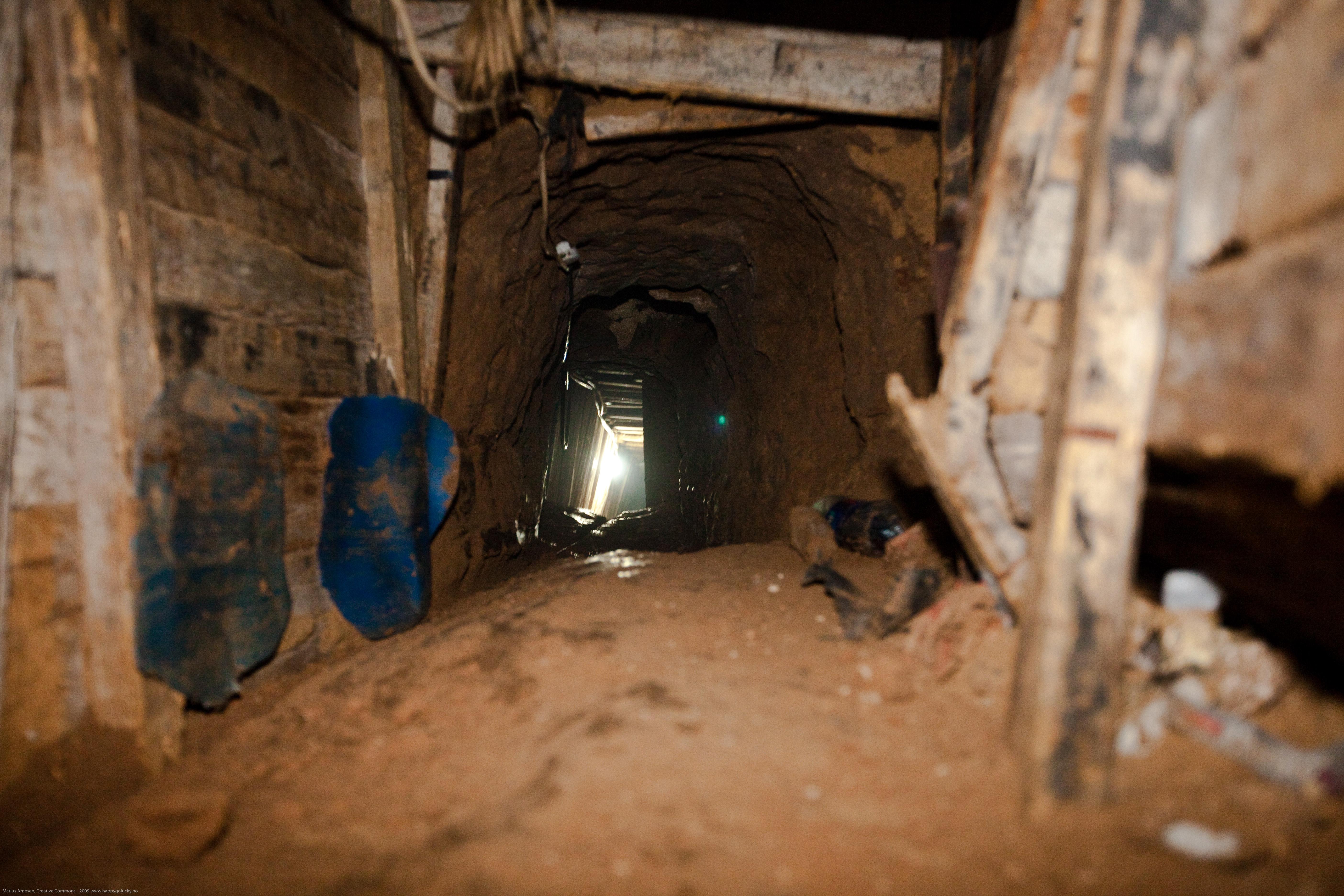 """Die Israel-Gaza """"Terror-Tunnel"""": Lebensader der Palästinenser (Video + Fotogalerie)"""