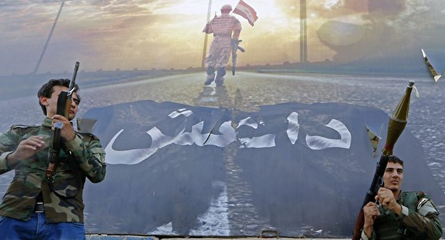 IS-Terrorgruppe Foto: KARIM SAHIB/Getty Images