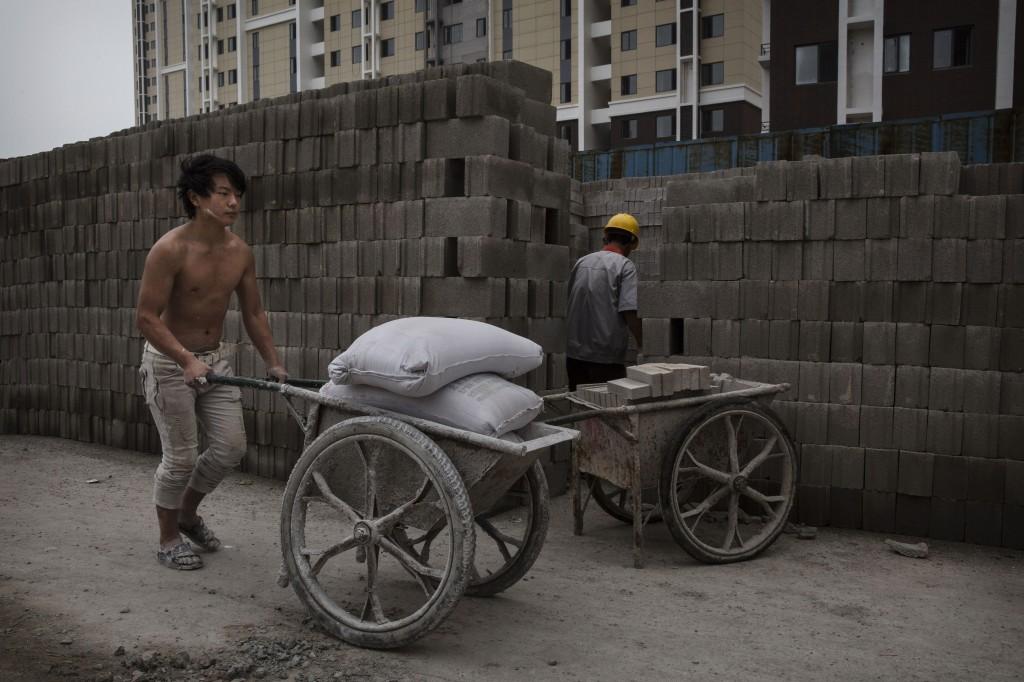 Chinas Wirtschafts-Index stürzt ab