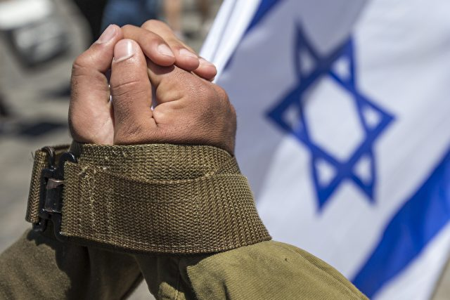 Israel Palästina Konflikt Foto: JACK GUEZ/Getty Images