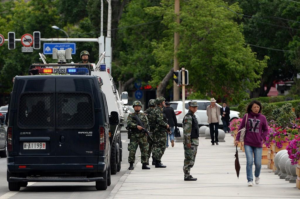 Gab es ein Massaker an Muslimen in Westchina?