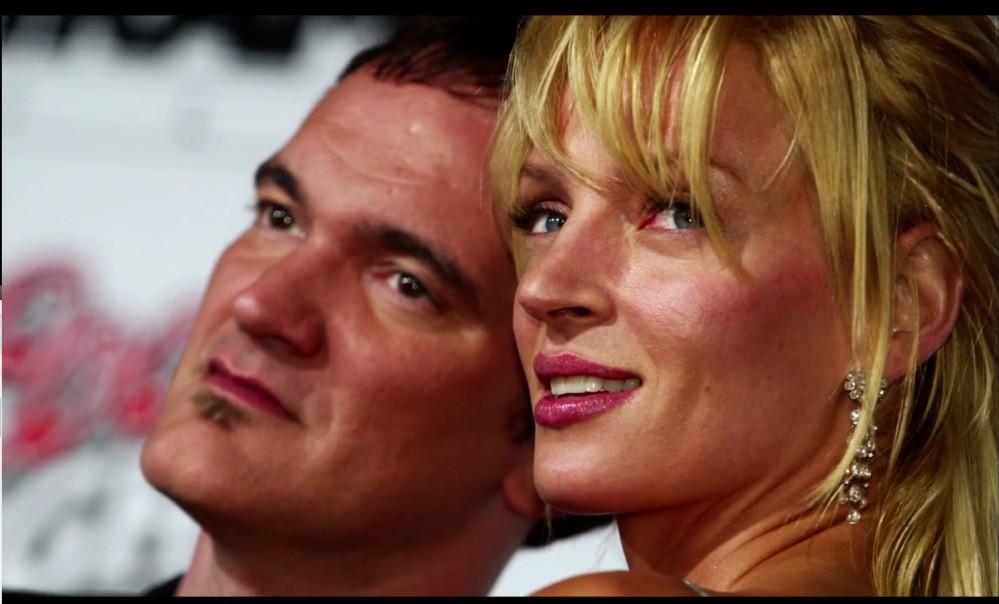 Uma Thurman bestreitet Gerüchte, sie würde Dates mit Quentin Tarantino haben (Video)