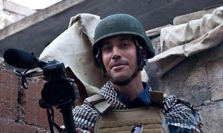 Mirror: ISIS-Killer von James Foley müsste an Stimme aus Video erkennbar sein (AUDIO)
