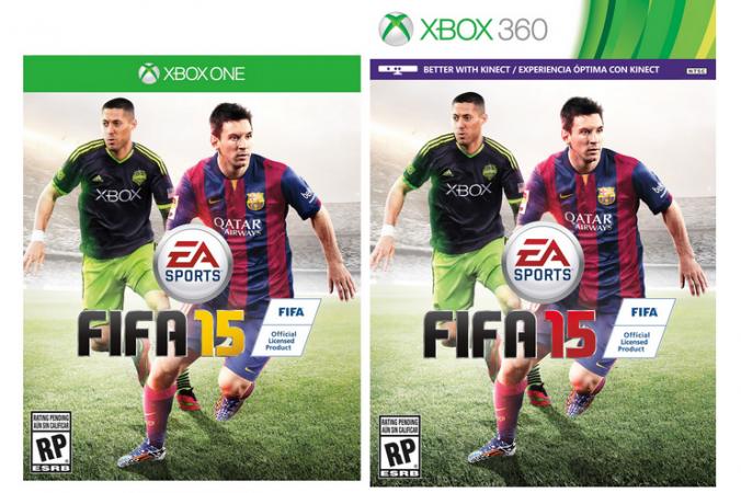 FIFA 15 Release, Cover: Beta geht Live für Xbox One und Xbox 360
