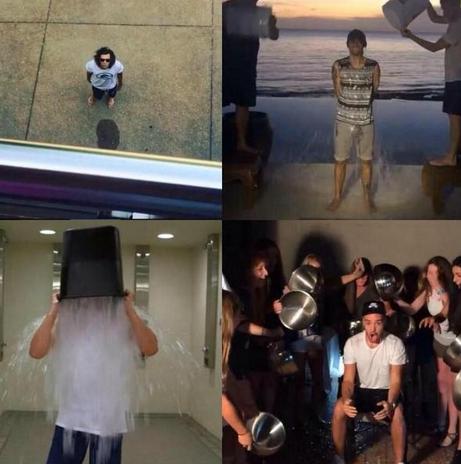 One Direction Ice Bucket Challenge: Nach Liam Payne, Louis Tomlinson, Niall Horan soll nun Zayn Malik die Herausforderung annehmen