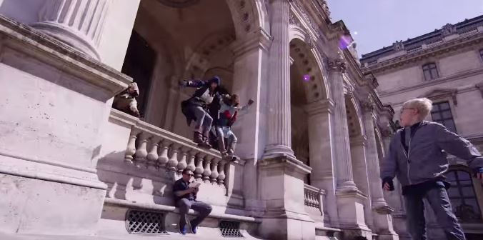 "Assassin's Creed 5 Unity – ""Unity meets Parkour"" in Paris (+Videos)"