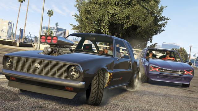 GTA 5 Online: PC, Xbox One, PS4 Update: Amazon Deutschland postet: 'Grand Theft Auto V' Release findet am 14. November statt