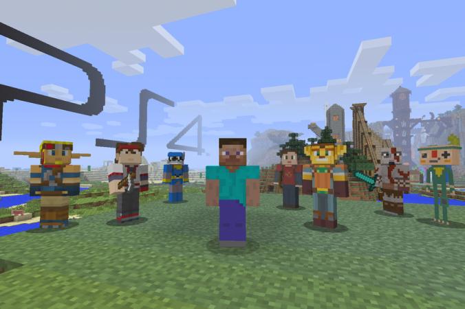 Minecraft Xbox One, PS4, PS Vita: Update zu Xbox 360-PS3 Übertragung der Spielstände