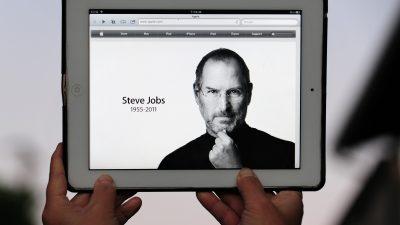Steve Jobs Kindern wurden iPhones und iPad verboten. Warum?