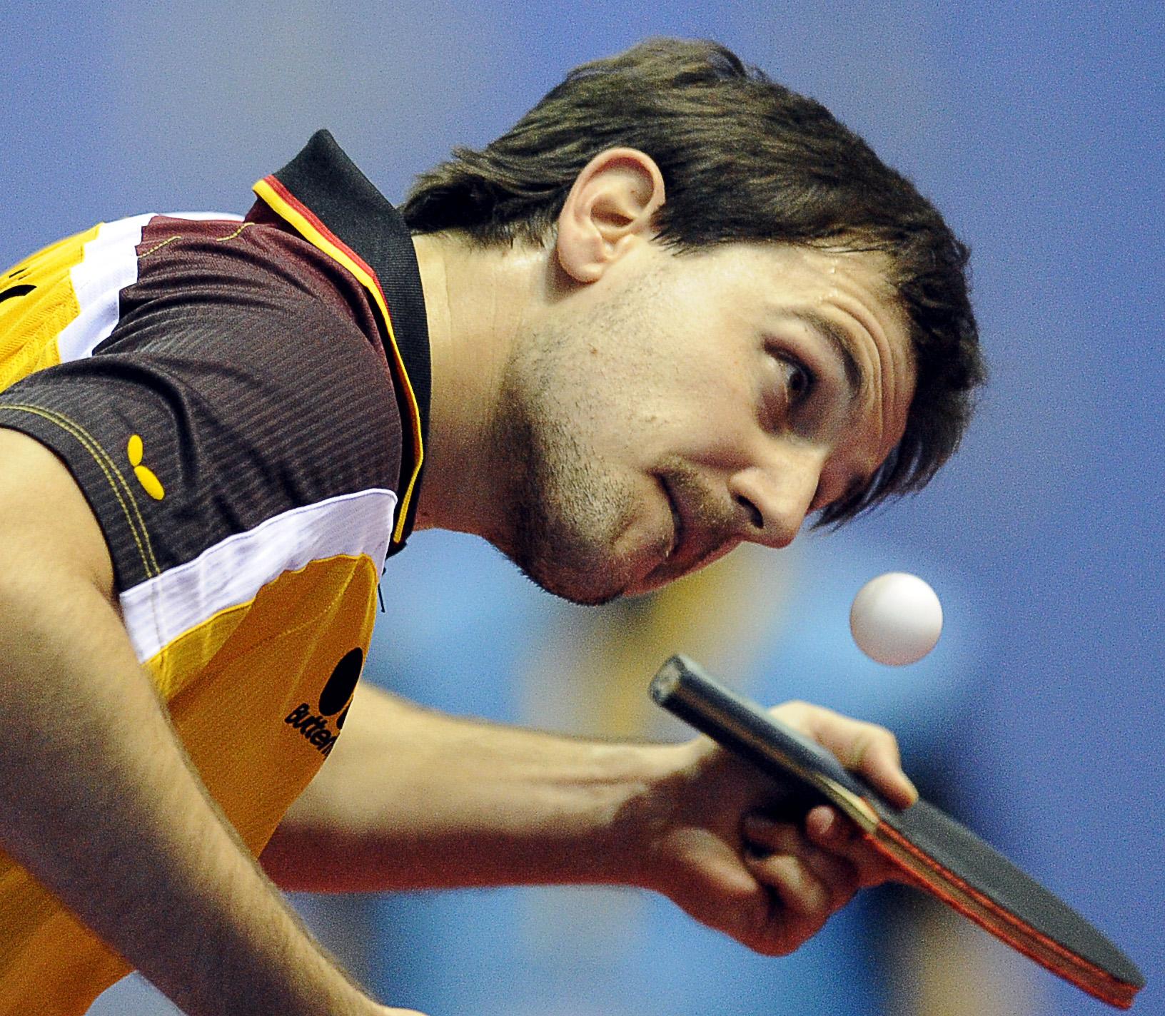 Live-Stream Tischtennis EM Männer Finale: Heute Deutschland vs Portugal, Live-Stream um 19 Uhr