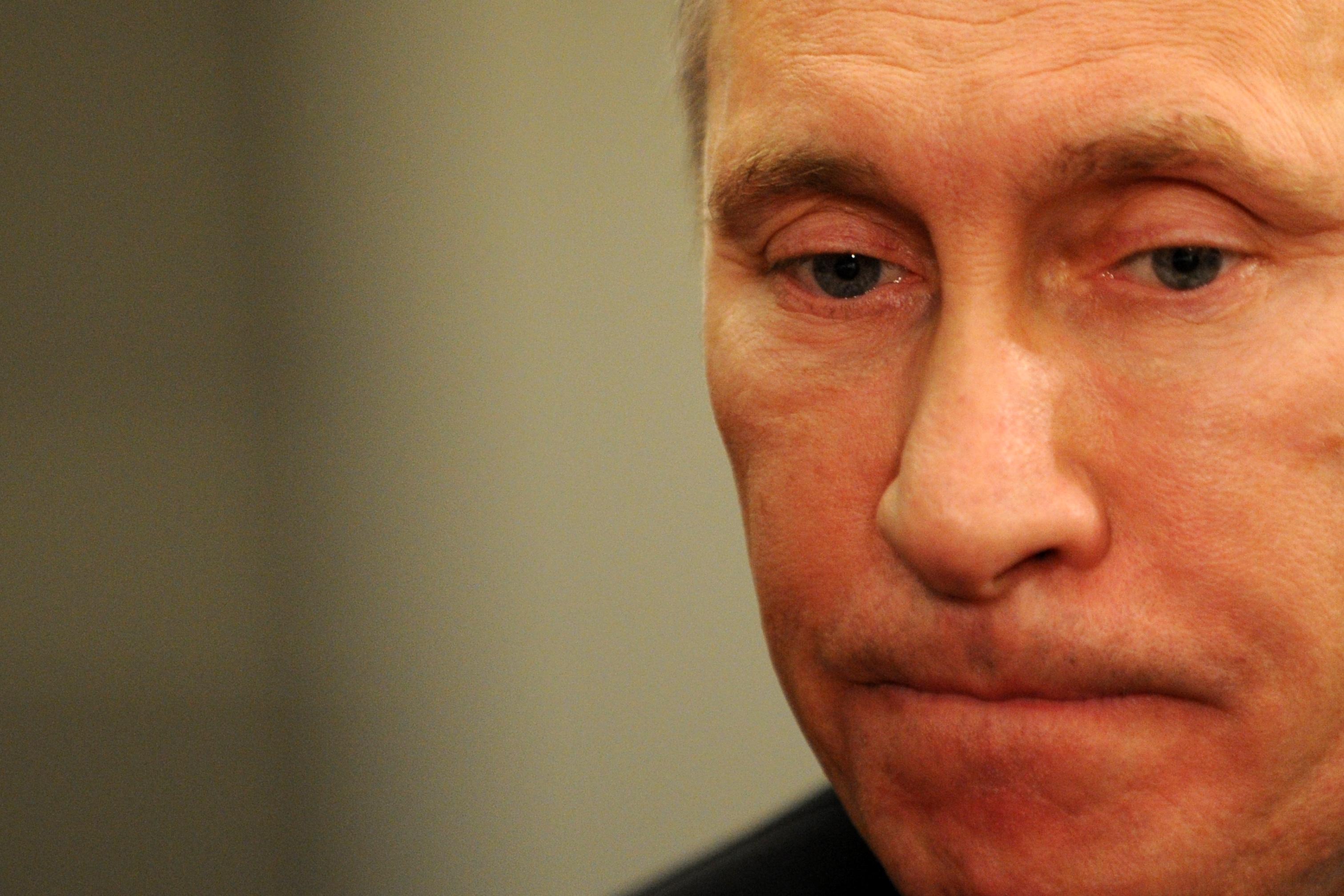 """Vladimir Putin: """"Kampfhandlungen einstellen und mit dem Wiederaufbau beginnen"""""""