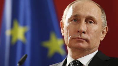 """Putin's Drohungen in Osteuropa einzumarschieren – """"Eine Ente"""""""