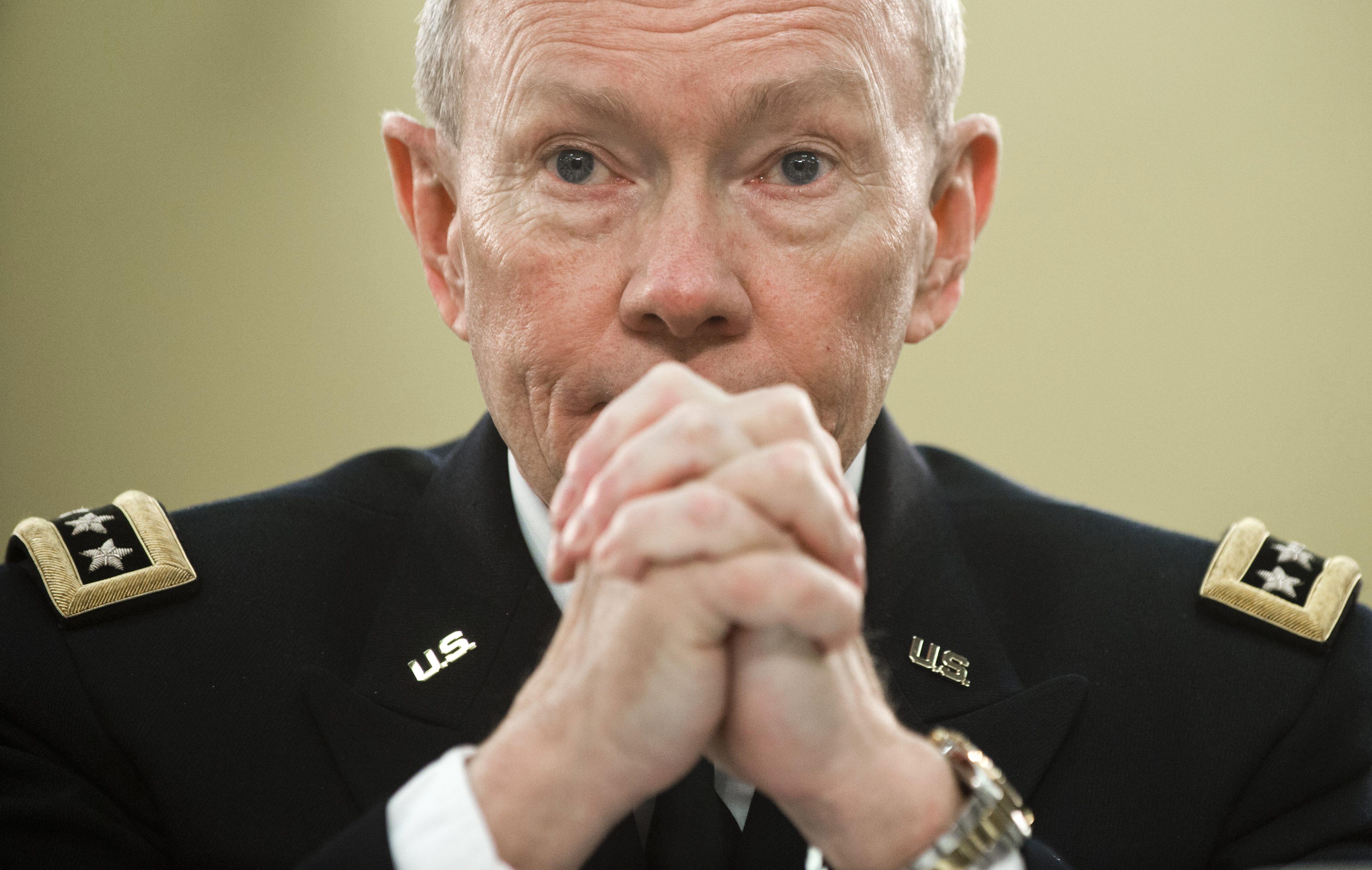 """US-Militärsprecher Martin Dempsey gibt zu: """"Unsere arabischen Verbündeten finanzieren ISIS"""" (+Video)"""