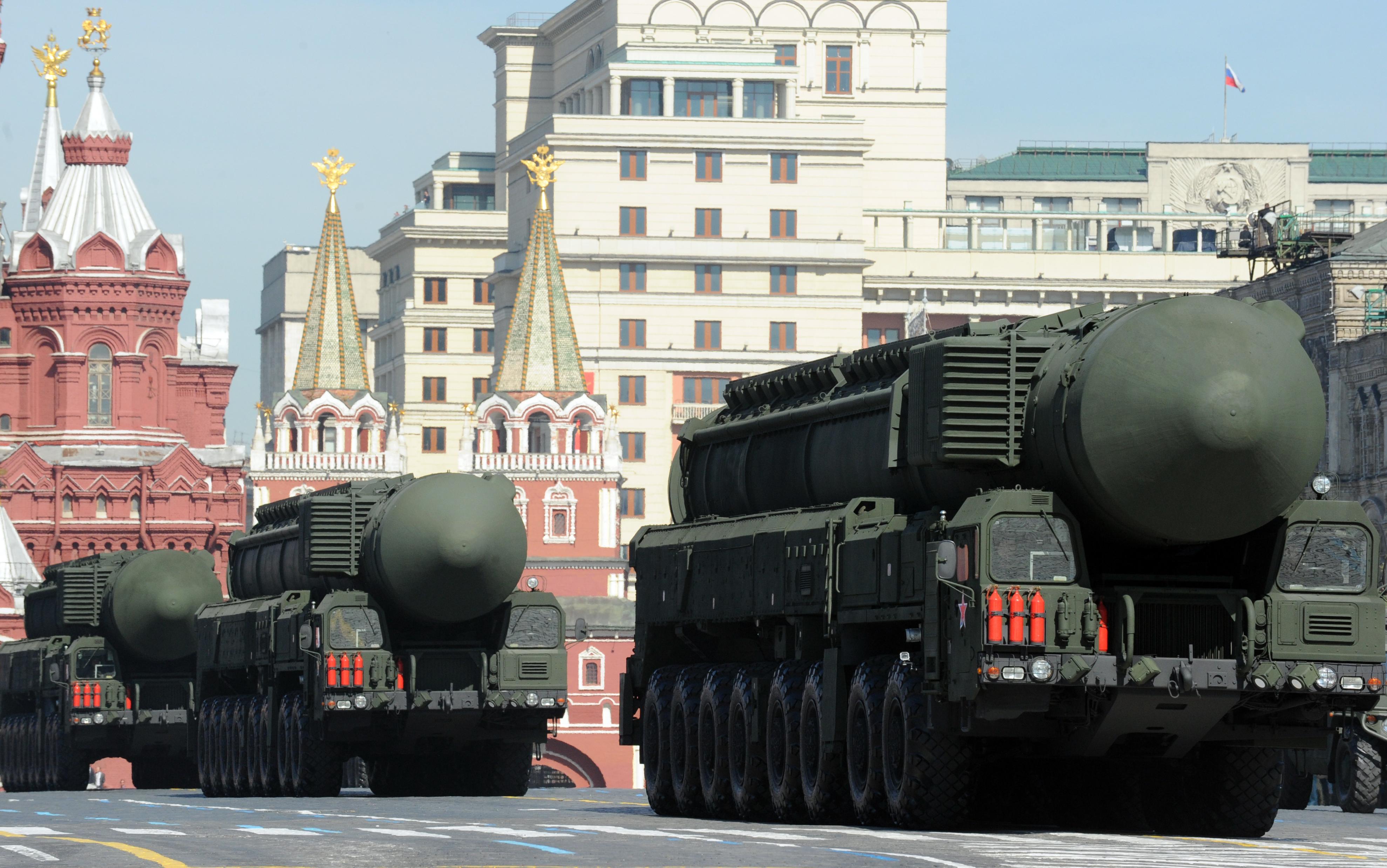 Nato-Russland Krise: Droht der Welt ein Nuklearkrieg? (+Video)