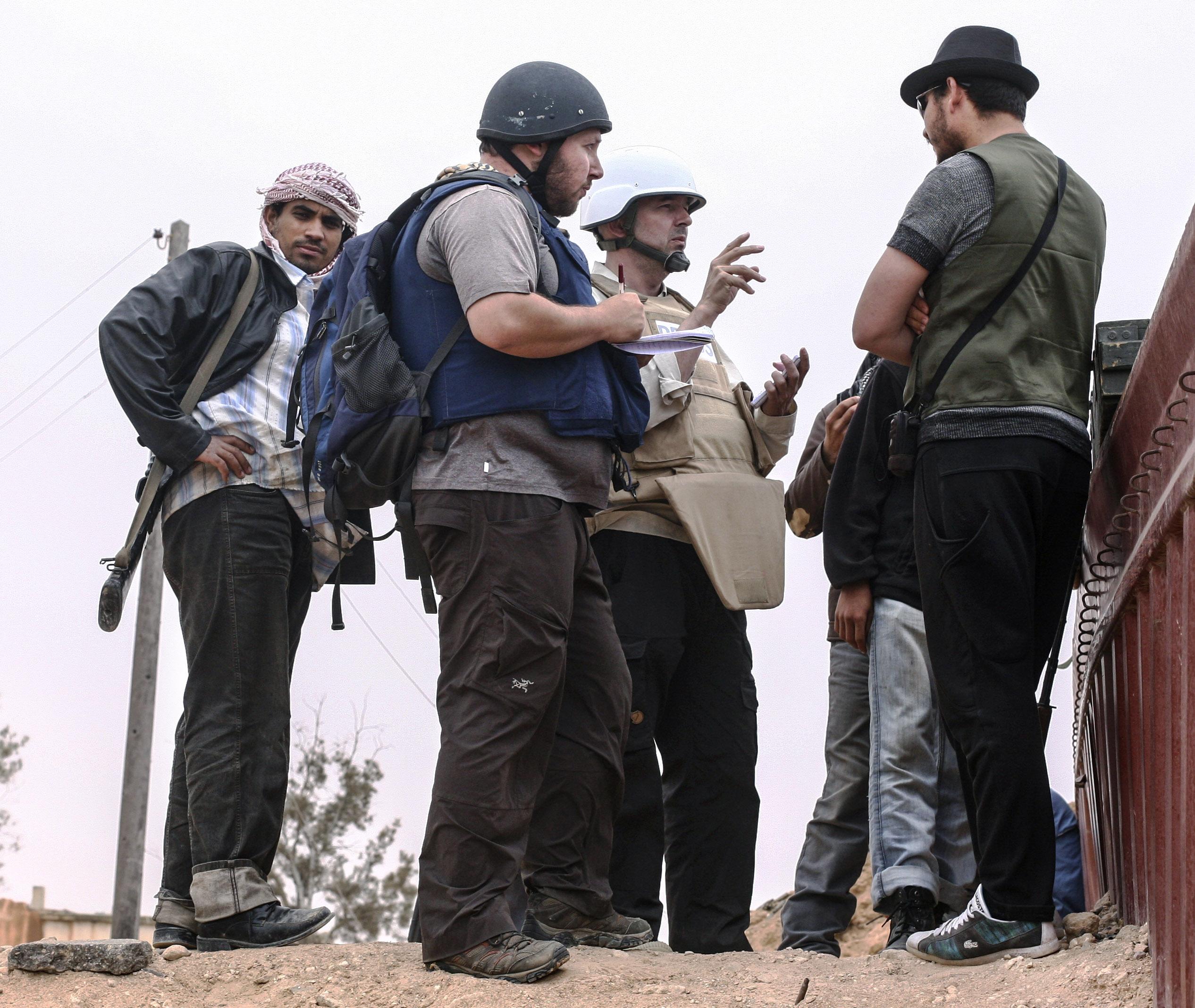 """Steven Sotloff von IS enthauptet? Weißes Haus: """"Die Echtheit der Videoaufnahmen können wir nicht überprüfen"""""""