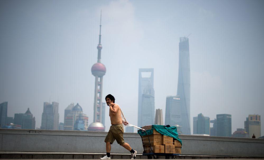 """Chinas schwächelnde Wirtschaft und die """"Einkommensfalle der Mittelschicht"""""""