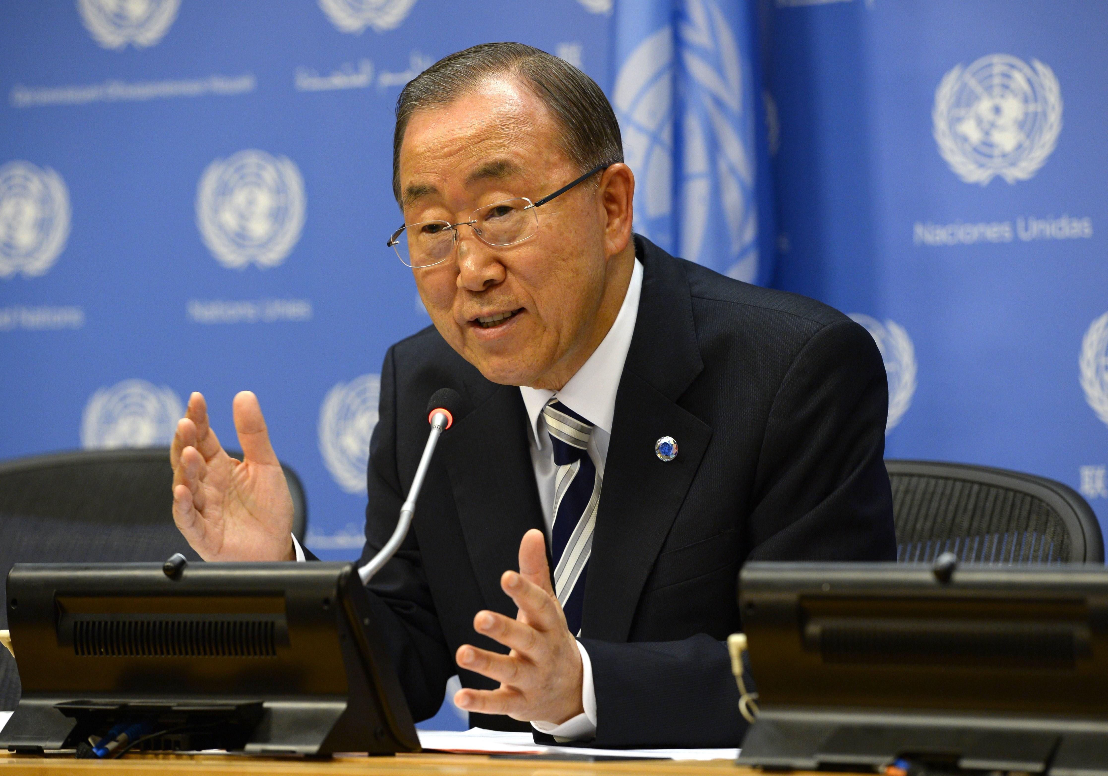 """UN-Generalsekretär: """"Der Iran spielt eine wichtige Rolle in Nahost"""""""