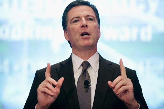 FBI Direktor James Comey auf dem National Security Summit in Washington, D.C. Foto Chip Somodevilla / Getty Images
