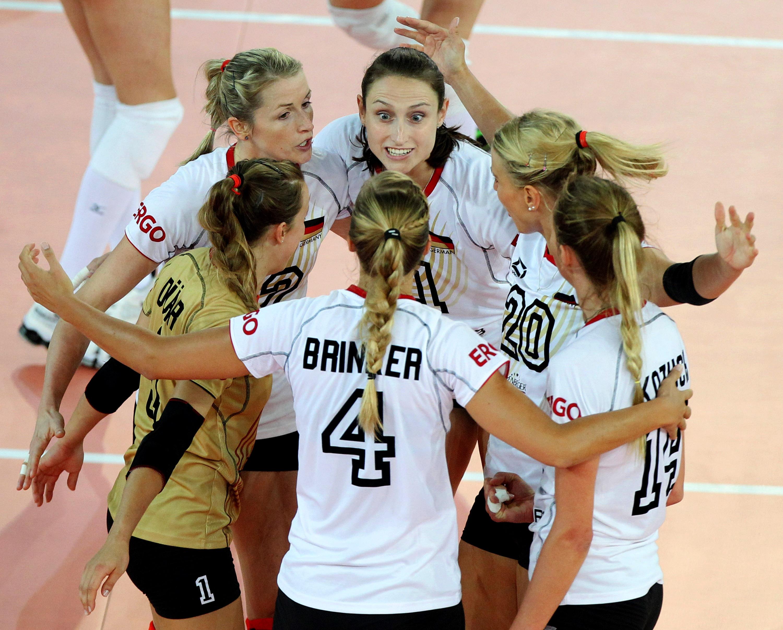 Live-Stream Volleyball WM Frauen Heute: Deutschland vs Tunesien, Live-Übertragung, Spielplan und Ergebnis