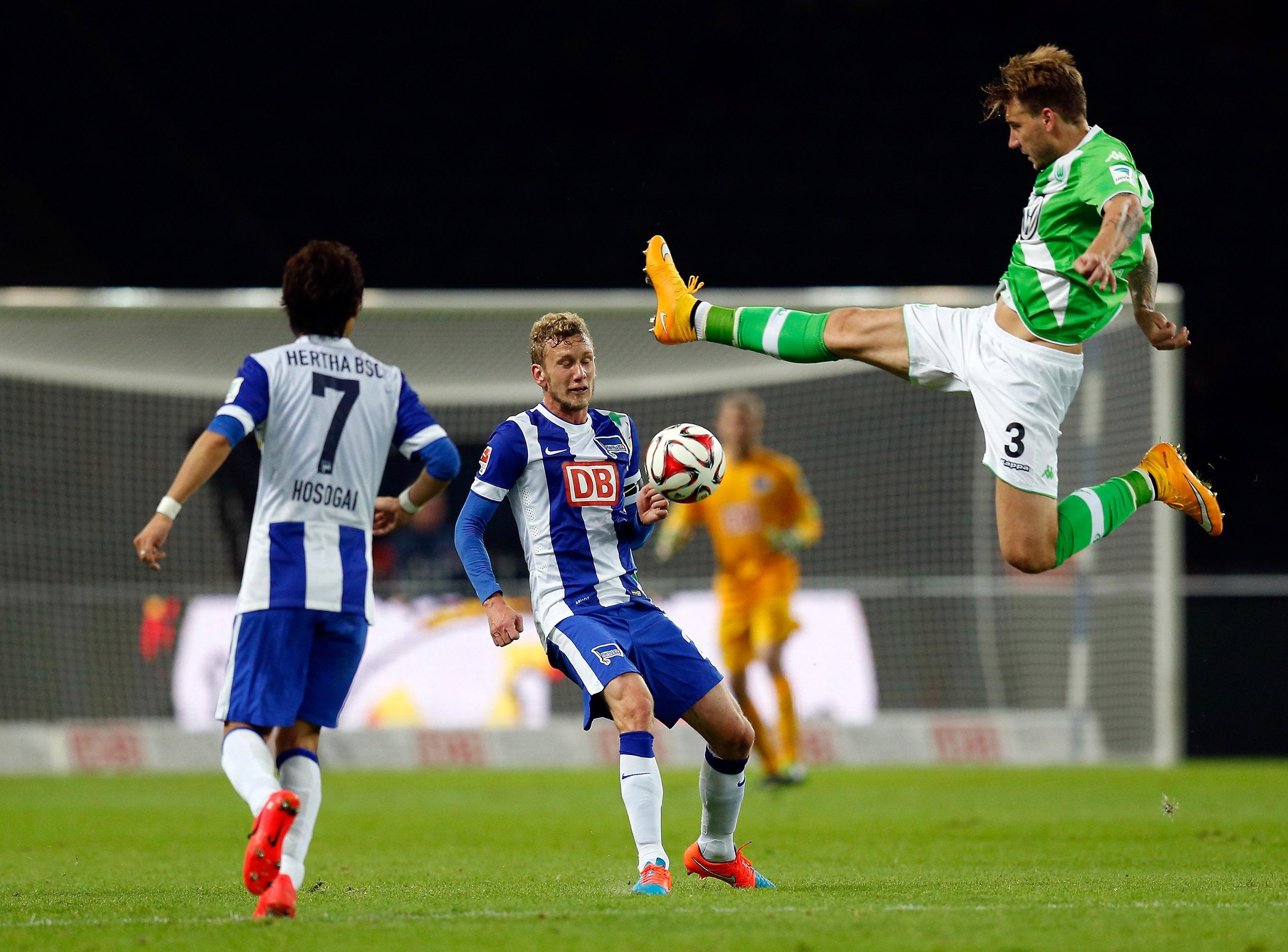 Live-Stream 1. Bundesliga 6. Spieltag: Heute VfL Wolfsburg vs Weder Bremen um 18:30; Spielplan und Ergebnisse