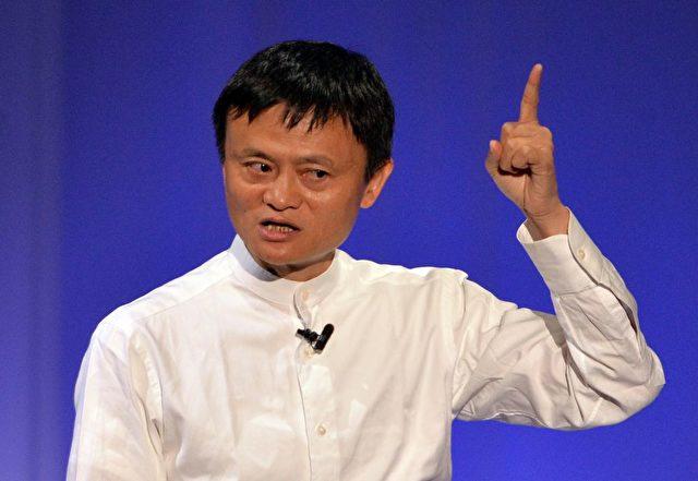 Alibaba Gründer Jack Ma bereitet den Börsengang der Alibaba Partnership an der New York Stock Exchange vor.    Foto: YOSHIKAZU TSUNO/AFP/Getty Images)
