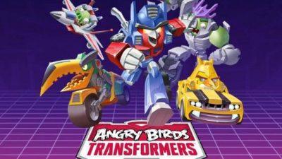 Angry Birds Transformers ab sofort für iTunes zum downloaden