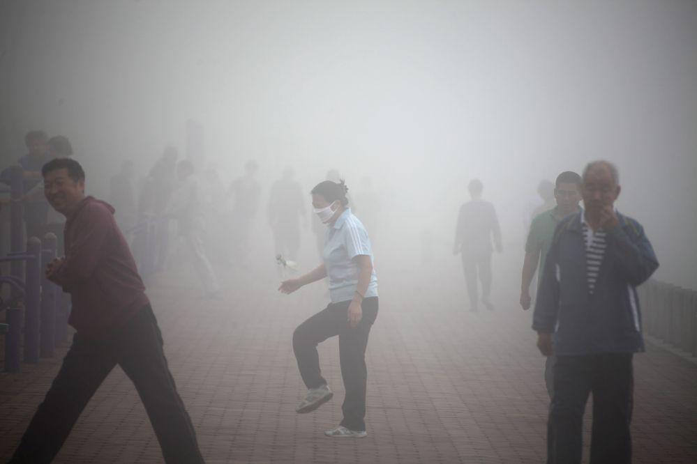 So riesig sind Chinas Umweltschäden: Ökologische Sanierung würde Billionen kosten