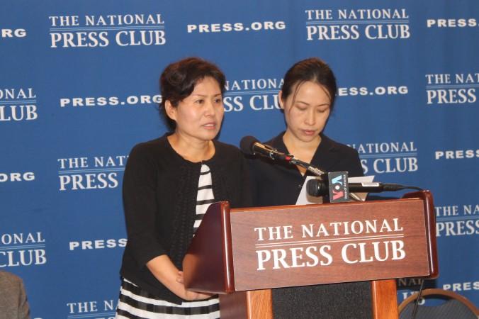 Ehefrau von Chinas gefoltertem Rechtsanwalt Gao Zhisheng sucht Hilfe bei den USA