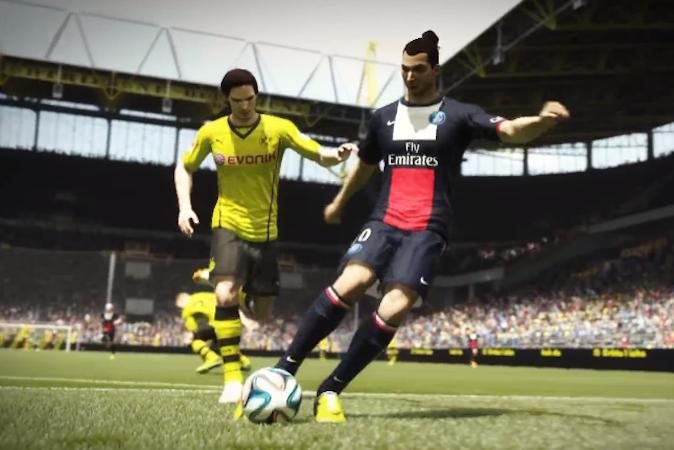 FIFA 15 Bewertung bricht Rekorde