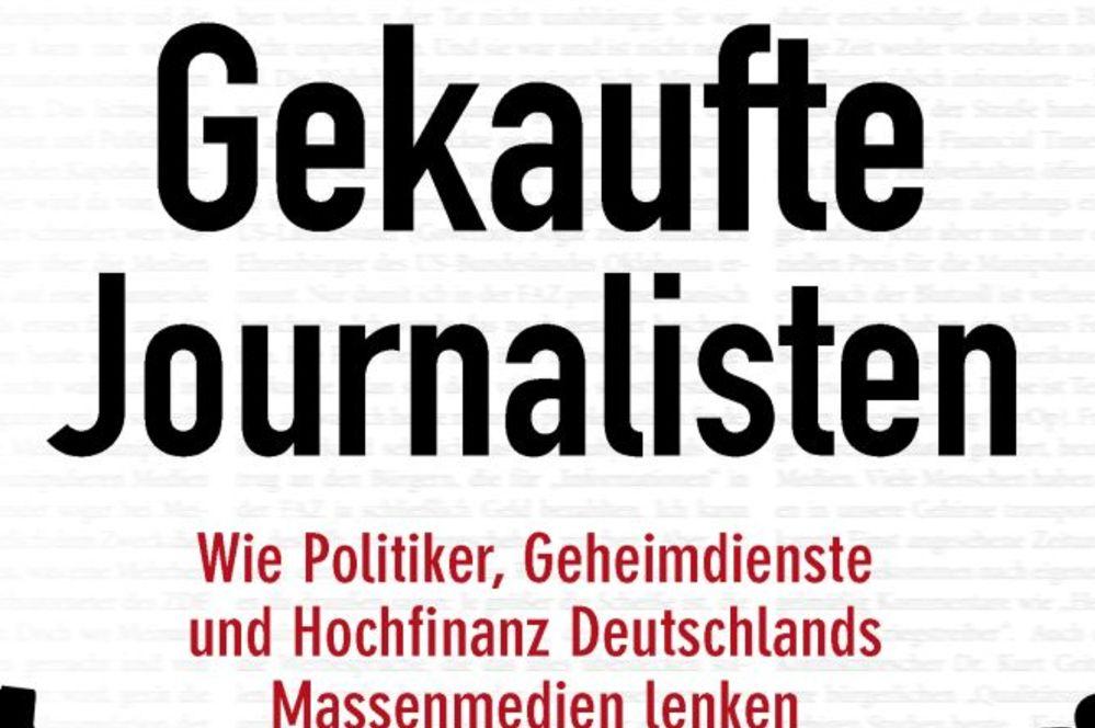 """Udo Ulfkotte entlarvt """"Gekaufte Journalisten"""": So funktioniert die Medienmanipulation der Mächtigen"""